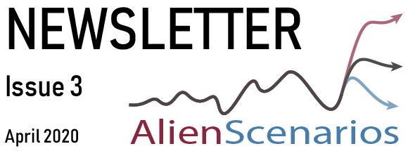 AlienScenarios Newsletter